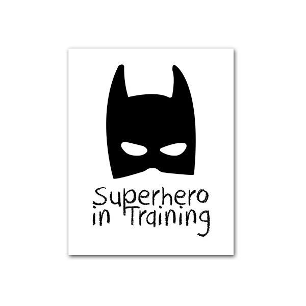 superhero-in-training