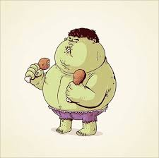 fat hulk carttom